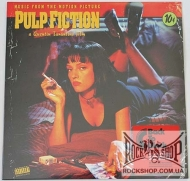 Pulp Fiction (Криминальное Чтиво) - Soundtrack (OST) (Sealed) (LP)