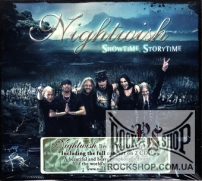 Nightwish - Showtime, Storytime - Live At Wacken Open Air (Sealed) (2CD)