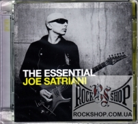 Satriani, Joe - The Essential Joe Satriani (Sealed) (2CD)