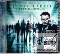 Labrie, James (Dream Theater) - Static Impulse (Sealed) (CD)