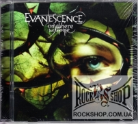 Evanescence - Anywhere But Home (Sealed) (CD+DVD)