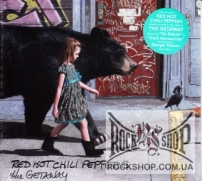 Red Hot Chili Peppers - Getaway (Sealed) (CD)