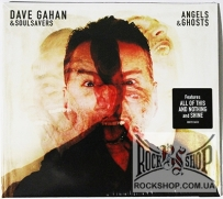 Gahan, Dave (Depeche Mode) & Soulsavers - Angels & Ghosts (Sealed) (CD)