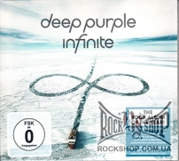 Deep Purple - inFinite (Limited Edition) (Sealed) (CD+DVD)