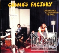 Creedence Clearwater Revival (CCR) - Cosmo's Factory (40th Anniversary Edition) (Sealed) (CD)