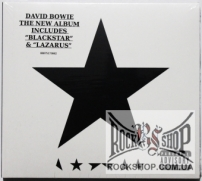 Bowie, David - Blackstar (Sealed) (CD)