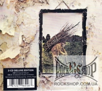 Led Zeppelin - Led Zeppelin IV (4 / Untitled) (Remastered Deluxe Edition) (Sealed) (2CD)