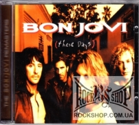 Bon Jovi - These Days (Remastered) (Sealed) (CD)
