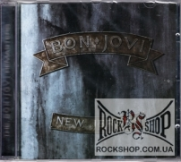 Bon Jovi - New Jersey (Remastered) (Sealed) (CD)