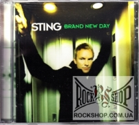 Sting - Brand New Day (Sealed) (CD)