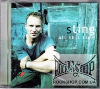 Sting - ... All This Time (Special Edition) (Sealed) (CD)