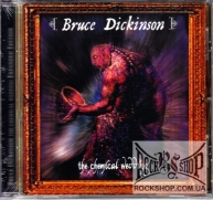 Dickinson, Bruce (Iron Maiden) - The Chemical Wedding (Bruce Dickinson Expanded Edition) (Sealed) (CD)