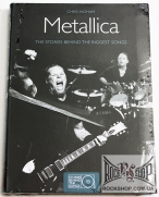 Metallica - The Stories Behind The Biggest Songs (by Chris Ingham) (Stories Behind The Songs) (Sealed) (Книга)