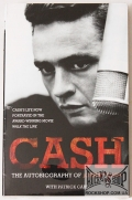 Johnny Cash - Cash: The Autobiography Of Johnny Cash With Patrick Carr (Sealed) (Книга)