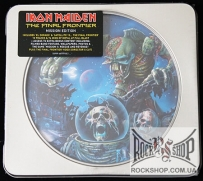 Iron Maiden - The Final Frontier (Limited Mission Edition In Tin Casing) (Sealed) (CD)