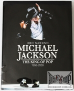 Jackson, Michael - The King Of Pop 1958-2009 - Unseen Archives (by Tim Hill) (Книга)