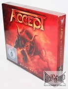 Accept - Blind Rage (Limited Edition) (Sealed) (CD+Blu-Ray)