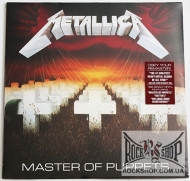 Metallica - Master Of Puppets (180 Gram Vinyl) (Sealed) (LP)