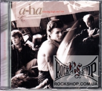 a-ha - Hunting High And Low (2015 Remaster) (Sealed) (CD)