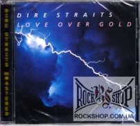 Dire Straits - Love Over Gold (Dire Straits ReMastered) (Sealed) (CD)