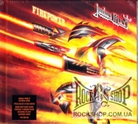 Judas Priest - Firepower (Special Deluxe 24 Page Digibook Edition) (Sealed) (CD)