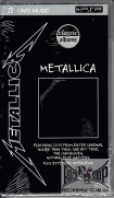 Metallica - Metallica (Black Album) (Sealed) (UMD Universal Media Disc)