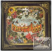 Panic! At The Disco (Panic At The Disco) - Pretty.Odd (Pretty Odd) (Sealed) (LP)
