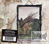 Led Zeppelin - Led Zeppelin IV (Untitled Album) (Remastered) (Sealed) (CD)