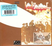 Led Zeppelin - Led Zeppelin II (Remastered Deluxe Edition) (Sealed) (2CD)