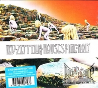 Led Zeppelin - Houses Of The Holy (Remastered Deluxe Edition) (Sealed) (2CD)