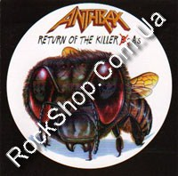 Anthrax – Return Of The Killer A's (CD-DA)