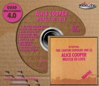 Alice Cooper - Muscle Of Love (SACD)