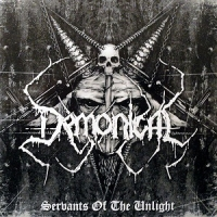 Demonical - Servants Of The Unlight (CD)