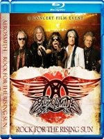 Aerosmith - Rock For The Rising Sun (Blu-ray)