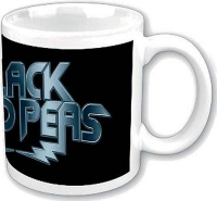 Black Eyed Peas - Metal Logo (Boxed Mug)