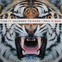 30 Seconds To Mars - This Is War (Sealed) (2LP+CD)