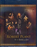 Plant, Robert & Band Of Joy, The - Live From The Artists Den (Blu-ray)