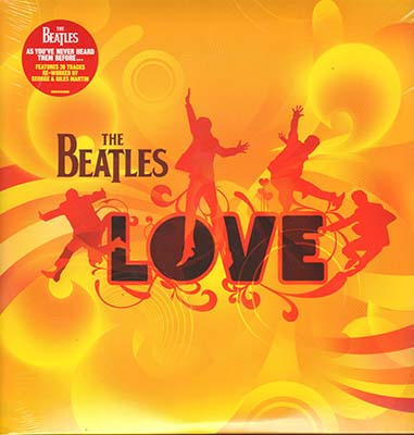 Beatles,The - Love (2LP)