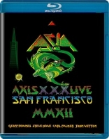 Asia - Axis XXX Live In San Francisco MMXII (Blu-ray)