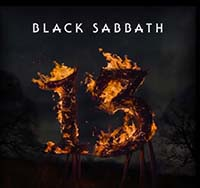 Black Sabbath - 13 (180 G HEAVYWEIGHT VINYL) (2LP)
