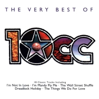10 cc - The Very Best Of (CD-DA)
