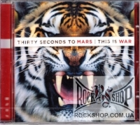 30 Seconds To Mars - This Is War (Sealed) (CD)