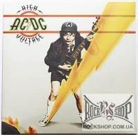 AC/DC - High Voltage (Sealed) (LP)