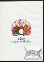 Queen - A Night At The Opera (DVD Audio) (DVD)