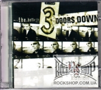 3 Doors Down - The Better Life (Deluxe Edition) (2CD-DA)