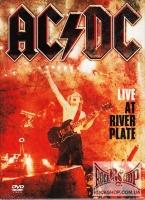 AC/DC - Live At River Plate (Sealed) (DVD)