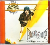 AC/DC - High Voltage (Remastered) (CD-DA)
