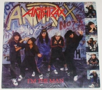 Anthrax - I'm The Man (LP)