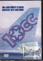 10cc (Ten CC) And Godley & Creme - Greatest Hits And More (DVD)