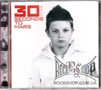 30 Seconds To Mars - 30 Seconds To Mars (Enhanced) (Sealed) (CD)